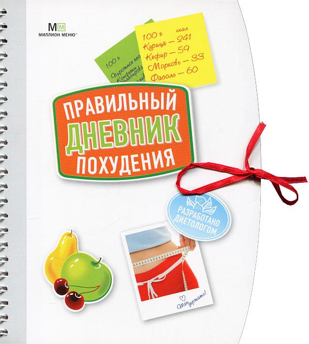 Правильный дневник похудения #1
