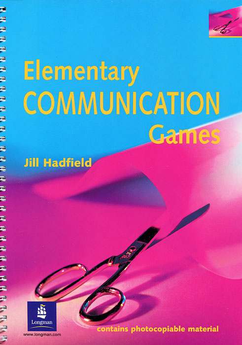 Elementary Communication Games   Хэдфилд Джилл #1