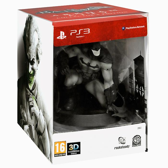 Игра Batman: Arkham City (PlayStation 3, Английская версия) #1