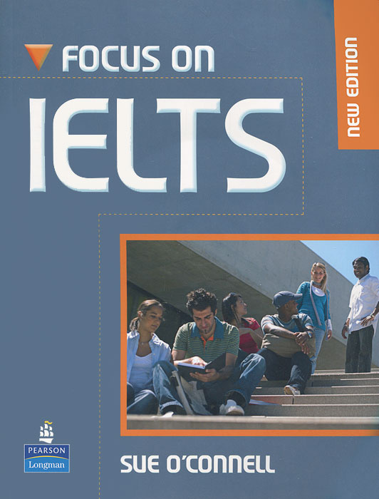Focus on IELTS (+ CD-ROM) | O'Connell Sue #1