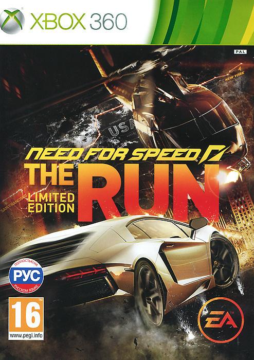 Игра Need For Speed The RUN (XBox360, Русская версия) #1