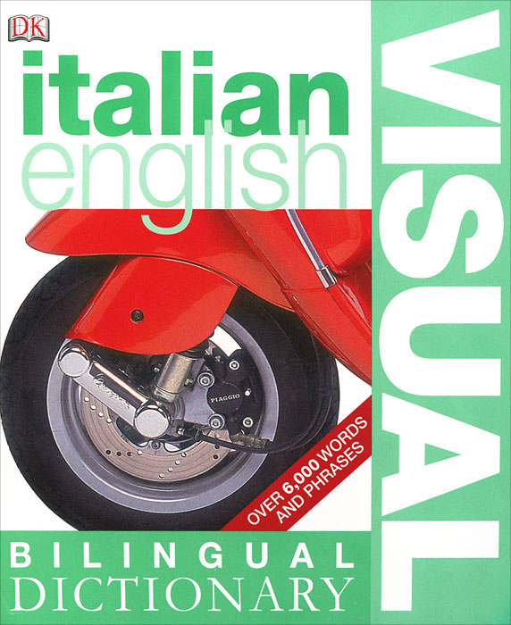 Italian-English Visual Bilingual Dictionary #1