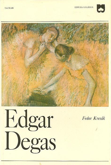 Edgar Degas | Kresak Fedor #1