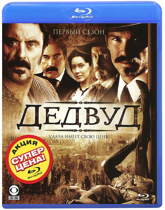 Дедвуд: Первый сезон, серии 1-12 (Blu-ray) #1