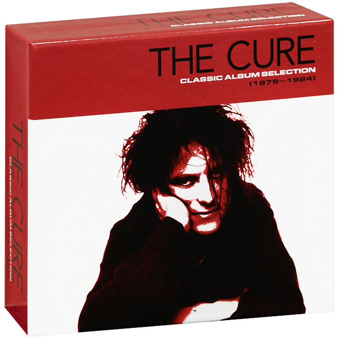 The Cure. Classic Album Selection (1979–1984) (5 CD) #1