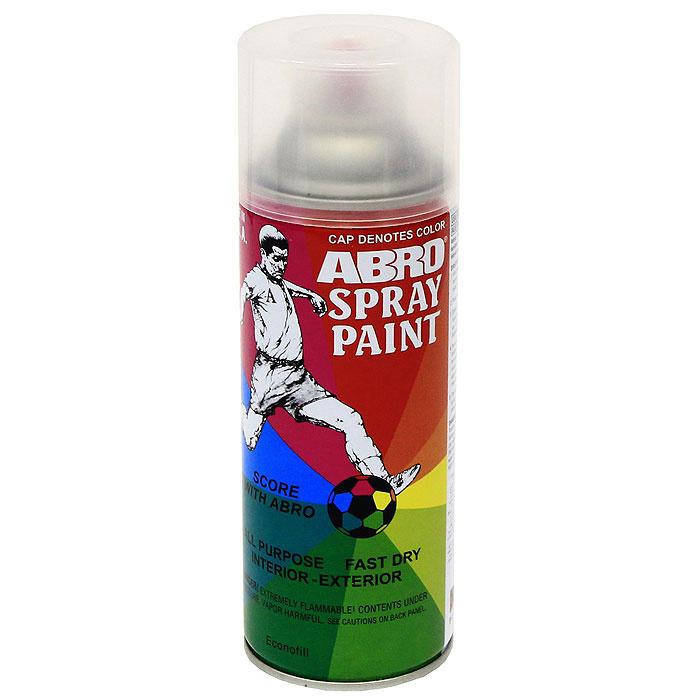 """Краска-спрей """"Abro"""", цвет: прозрачный, 226 г #1"""