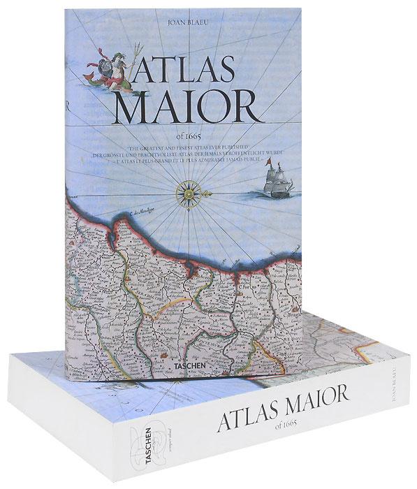 Atlas Maior of 1665 (подарочное издание) #1