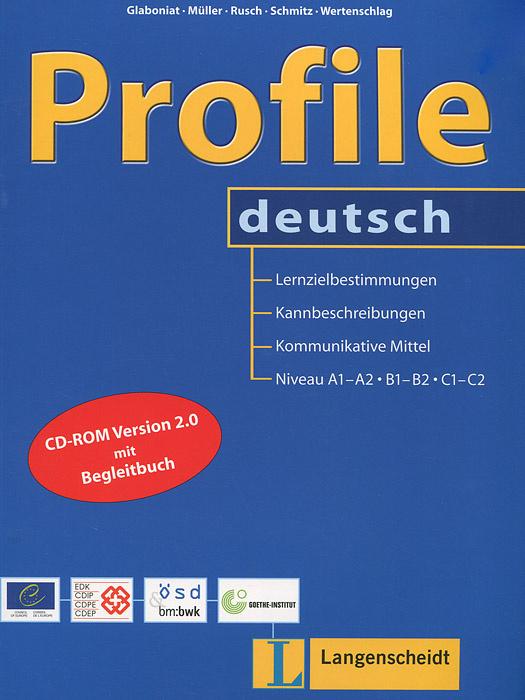 Profile Deutsch (+ CD-ROM) | Wertenschlag Lukas, Schmitz Helen #1
