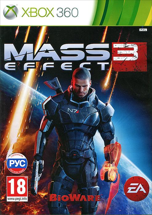 Игра Mass Effect 3 (XBox360, Английская версия) #1