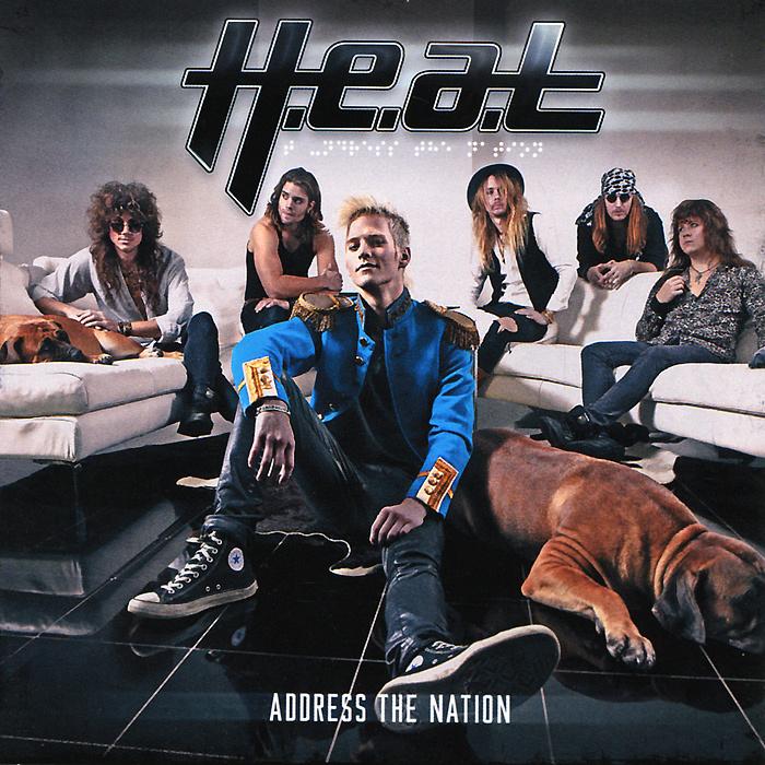 H.E.A.T. Address The Nation #1