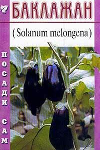 Баклажан (Solanum melongena). Серия: Посади сам #1