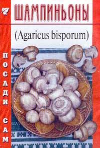 Шампиньоны (Agaricus bisporum). Серия: Посади сам #1