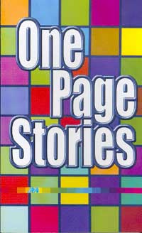 One-Page Stories. Intermediate Level #1