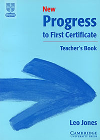 New Progress to First Certificate #1