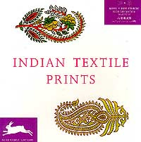 Indian Textile Prints with CD-ROM #1