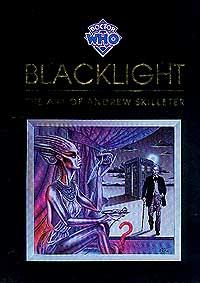 Blacklight :The Art of Andrew Skilleter: Альбом (на англ.яз.) Серия: #1