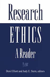 Research Ethics: A Reader #1