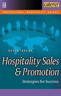 Hospitality Sales and Promotion (Professional Hospitality Guides) #1