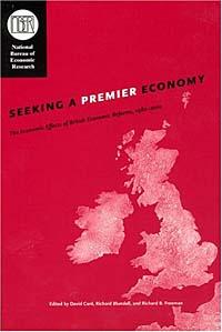 Seeking a Premier Economy: The Economic Effects of British Economic Reforms, 1980-2000 (National Bureau #1