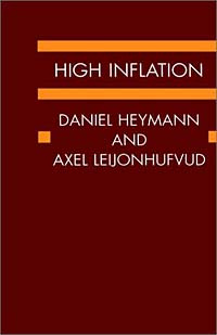 High Inflation: The Arne Ryde Memorial Lectures | Heymann Daniel, Leijonhufvud Axel #1