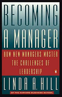 Becoming a Manager: Mastery of a New Identity #1