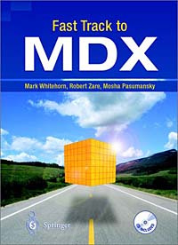 Fast Track to MDX #1