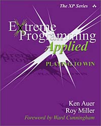 Extreme Programming Applied: Playing to Win #1
