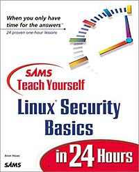 Sams Teach Yourself Linux Security Basics in 24 Hours (Sams Teach Yourself in 24 Hours) #1