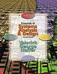 Essentials of Systems Analysis and Design, Second Edition #1