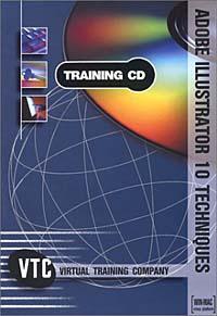 Adobe Illustrator 10 Techniques VTC Training CD #1