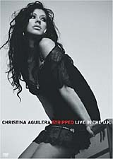 Christina Aguilera - Stripped - Live in the UK #1
