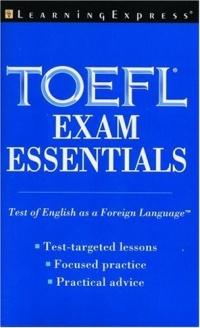 TOEFL Exam Essentials #1