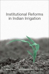Institutional Reforms in Indian Irrigation #1