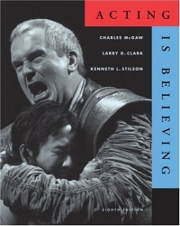 Acting is Believing (with InfoTrac) (Wadsworth Series in Theatre) #1