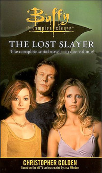 The Lost Slayer #1