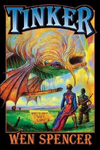 Tinker (Baen Fantasy) | Спенсер Уэн #1