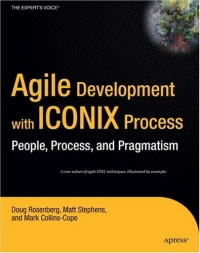 Agile Development with ICONIX Process: People, Process, and Pragmatism #1