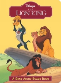The Lion King (Read-Aloud Board Book) #1