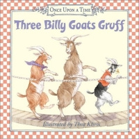 Three Billy Goats Gruff (Once Upon a Time (Harper)) #1