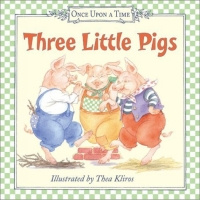 Three Little Pigs (Once Upon a Time (Harper)) #1