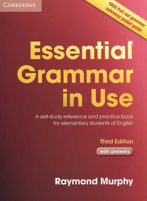 Essential Grammar in Use | Мерфи Рэймонд #1