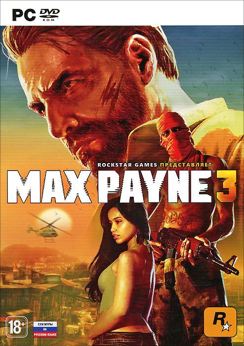 Max Payne 3 (DVD-Box) #1