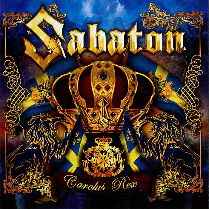 Sabaton. Carolus Rex #1