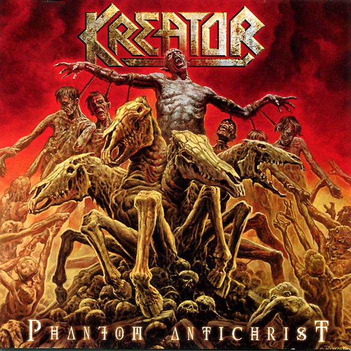 Kreator. Phantom Antichrist #1