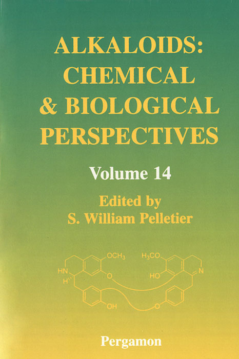Alkaloids: Chemical and Biological Perspectives #1