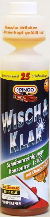 Жидкость стеклоомывателя Pingo, Концентрат  #1