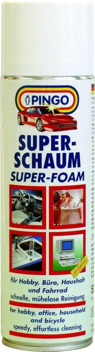 """Очиститель """"Супер-пена"""", аэрозоль, 500 мл #1"""