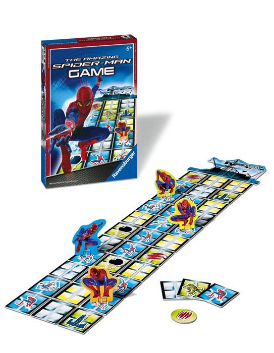 """Настольная игра """"Человек-паук: Гонки"""" — купить в интернет ..."""