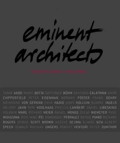 Eminent Architects: Seen by Ingrid von Kruse #1
