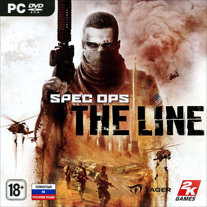 Игра PS3 Spec Ops: The Line (PC, Русская версия) #1